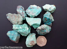 50g bag of Chrysocolla Natural Crystal Mineral Specimens
