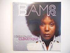 BAMS : DEREGLEMENT CLIMATIQUE ♦ CD ALBUM NEUF PORT GRATUIT ♦
