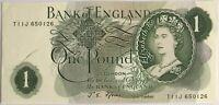 GRANDE-BRETAGNE - 1 POUND (1970-1977) - Billet de banque // SPL (126)