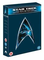 Star Trek - The Prossimo Generazione(4 Film) Film Collection DVD Nuovo (PHE1177)
