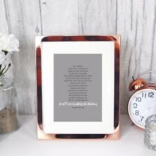 OASIS Don't Look Back in Anger lyrics 7x5 print/90s home decor What's the Story