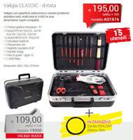 INTERCABLE AO1616 Valigia CLASSIC - dotata