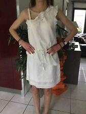 Robe DIESEL taille S neuve Ecru 145 euros