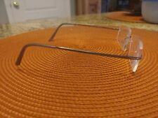 Michael Ryen Eyeglasses FRAMES MR-253 Rimless 55[]18 140 Europa Italy
