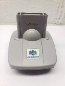 Nintendo 64 N64 Transfer Pak Pack Controller NUS-019 Authentic OEM Fully TESTED