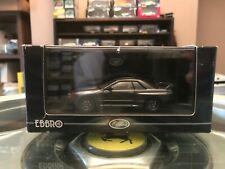 Ebbro Nissan Skyline GT-R R32 Gunmetal Grey 1/43 MIB Very Rare model