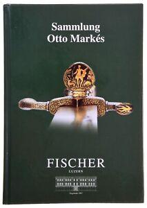 AUCTION CATALOGUE. GALERIE FISCHER. LUZERN SWITZERLAND. OTTO MARKES COLLECTION