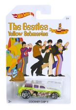 Hot Wheels DML70 The Beatles Yellow Submarine John Lennon COCKNEY CAB II 2/6