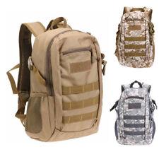 15L Waterproof Outdoor Backpack Military Tactical Rucksack Hiking Travel Daypack