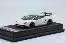 1/43 Looksmart Lamborghini LP570-4 Super Trofeo Stradale White Free Shipping/ MR