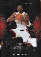 CHRIS BOSH 10-11 BLACK BOX CRUSADE #95 JERSEY #54/99 BK3166