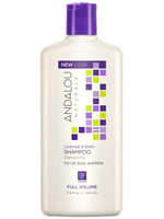 Andalou All Natural Shampoos