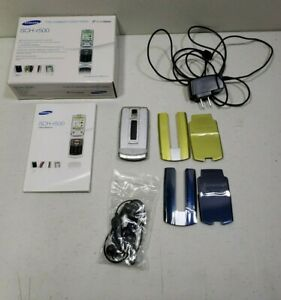 Samsung Sch-r500 US Cellular Flip Phone Old Cell Telephone and Accessories
