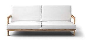 IKEA slipcover Lillberg white new