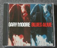 Gary Moore, blues alive, CD