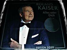 ROLAND KAISER - ALLES ODER DICH + Clubkonzert Berlin 1 & 2 3CDs > 111austria 😊