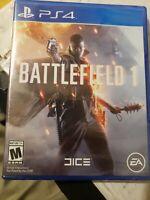Battlefield 1: Playstation 4 [Brand New] PS4 region free/all