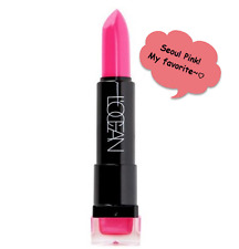 Korea Cosmetic SEOUL PINK LipstickTintstick LOCEAN Popular K-beauty Long-lasting
