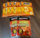 Hothands & Grabber Hand Warmers 8 pairs