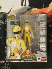 Mighty Morphin Power Rangers SH Figuarts Yellow Ranger