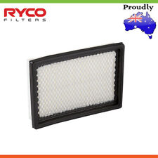 New * Ryco * Air Filter For MAZDA MAZDA 2 DY 1.5L 4Cyl 3/2002 -6/2004