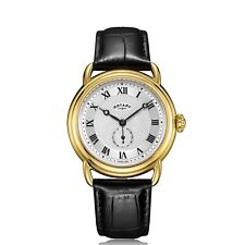 Rotary GS05338-21 Gold Tone Canterbury Wristwatch