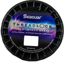 Seaguar 50S16W600 Threadlock Strong Hollow Cord White Braid 50lb Line Fishing
