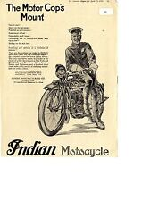 Indian Motorcycle Poster/Print /Advertising Poster - Vintage Style Poster/13x19