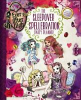 Ever after High Sleepover Spellebration Party Planner - Hardback Book