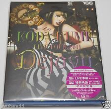 New KODA KUMI LIVE TOUR 2011 Dejavu 2 Blu-ray Japan F/S RZXD-59086 4988064590865