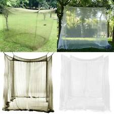 Indoor Outdoor Camping Mosquito Insect Net Cover Canopy Fit Travel Sleep Tent UK
