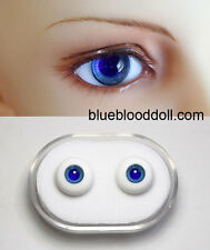 12mm blue color glass bjd doll eyes dollfie iplehouse luts #EB-15 Ship US
