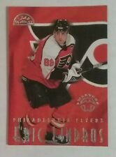 1996-97 LEAF SWEATERS AWAY #3 ERIC LINDROS SN /5000