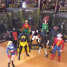 DC Direct Alex Ross Justice Society JSA Justice League Lot of 9