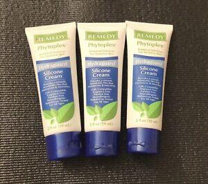 Remedy Phytoplex Hydraguard Silicone Cream 2oz each Pack of 3