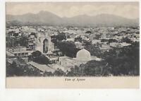 View Of Ajmere India Vintage Postcard US019