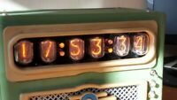 6 Digit Nixie Tube Clock PCB for IN-12a tubes