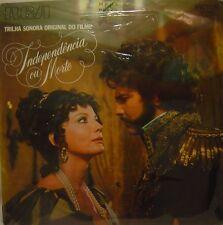 INDEPENDENCIA OU MORTE Brazilian Soundtrack SEALED RCA LP