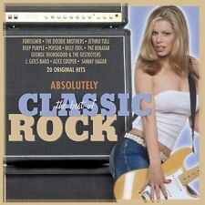 Various Artists : Absolutely the Best of Classic Rock CD