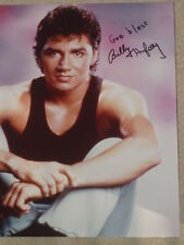 Billy Hufsey 8x10 hand-signed photo..
