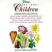 For Our Children: 10th Anniversary Edition by Disney (CD, 1999, Kid Rhino) NEW