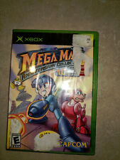 Mega Man Anniversary Collection (Microsoft Xbox, 2005)