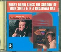 Bobby Darin - Sings The Shadow Of Your Smile & In A Broadway Bag Cd Perfetto