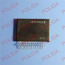 1PCS Audio Power AMP IC MODULE SANYO SIP-15 STK3102III STK-3102III