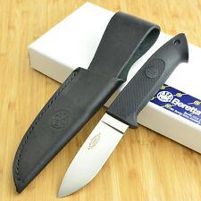 Beretta Knives Loveless Design AUS-8 Drop Point Hunter Fixed Blade Knife 200A