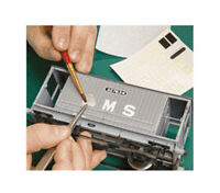 Parkside Transfers and accessories for O gauge trains model kits (23 products)