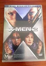 X-Men 02 (DVD, 2004, 2-Disc Set)