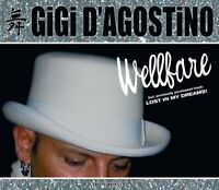 Gigi D'Agostino Wellfare (5 versions, 2005, plus 'Lost in my dreams'.. [Maxi-CD]