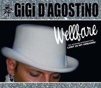 Gigi D'Agostino Wellfare (5 versions, 2005, plus 'Lost in my dreams'.. [Maxi-CD]