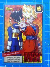 PP Card Dragon Ball Fan Custom Card PrismCard Songoku VS Cell